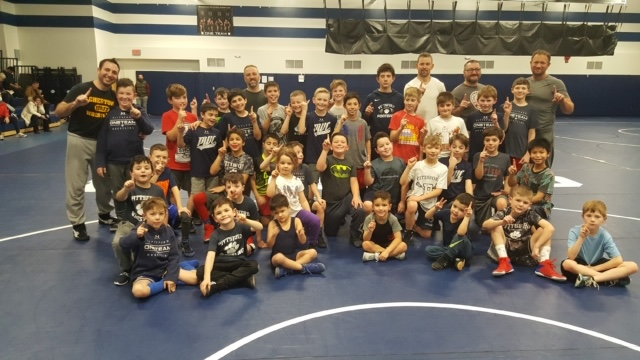 Pittsford Panthers Wrestling